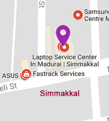 Dell Laptop Service Center in RS Puram