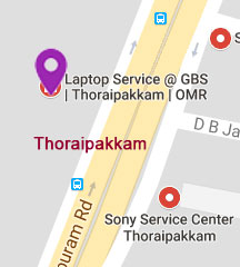 Dell Laptop Service Center in Thoraipakkam